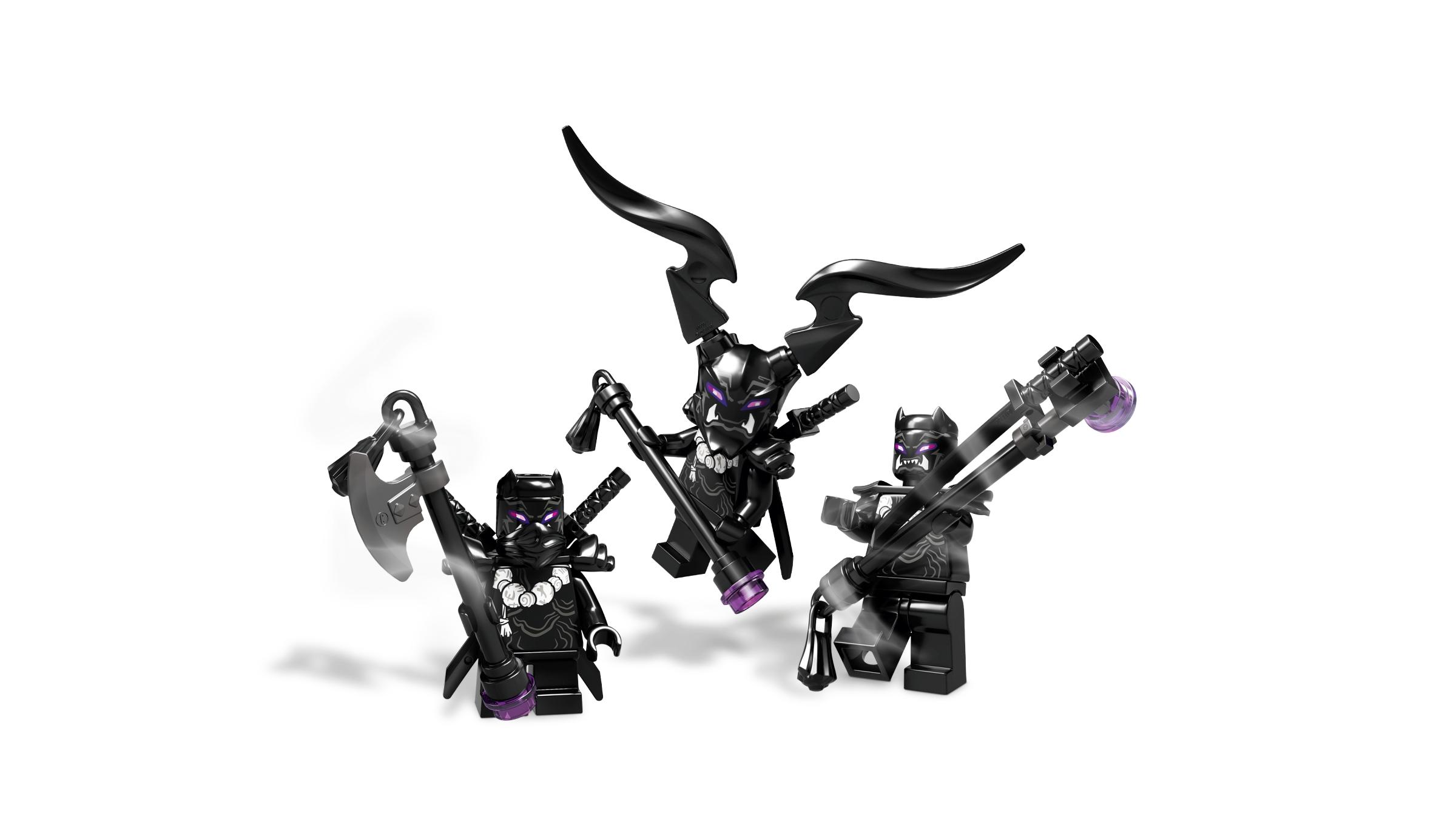 Lego 853866 Ninjago Oni Villains Set Accessoire
