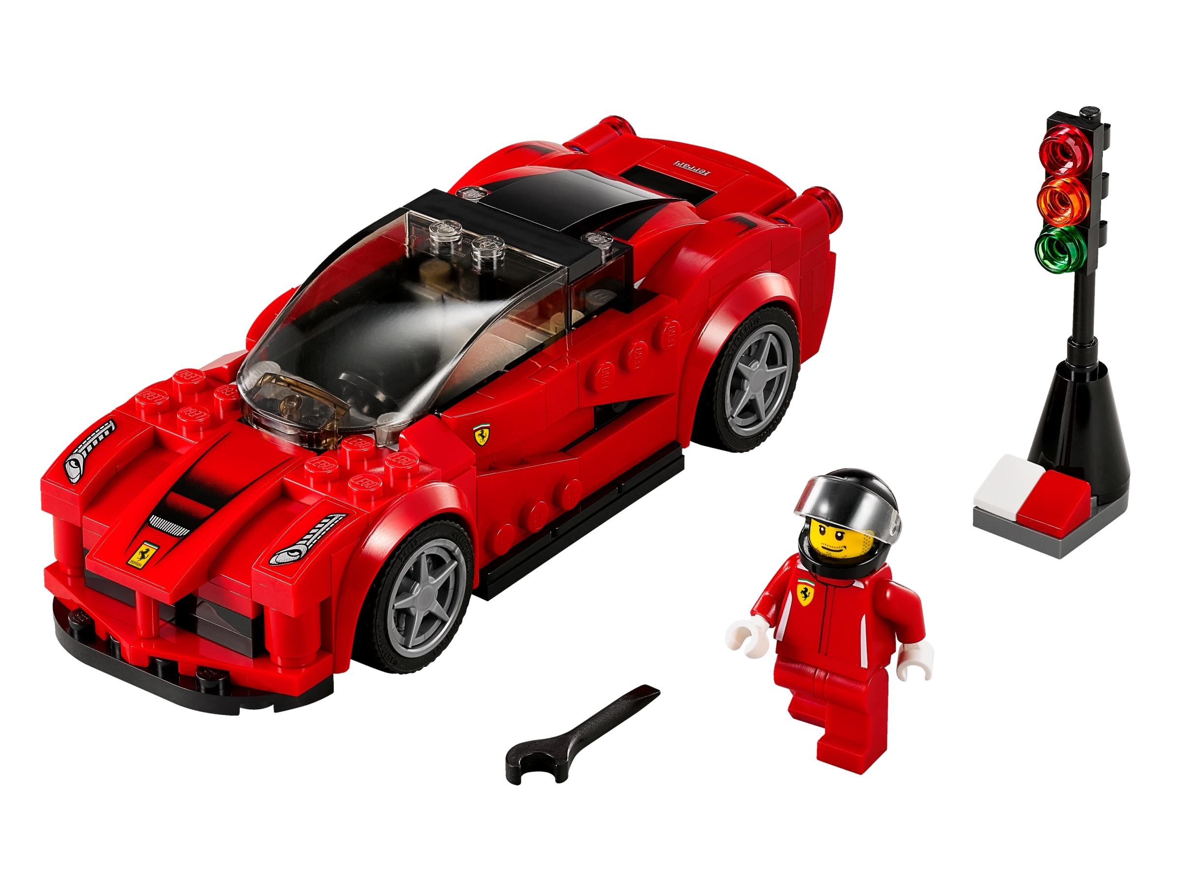 Laferrari 75899 Speed Champions Offiziellen Lego Shop De
