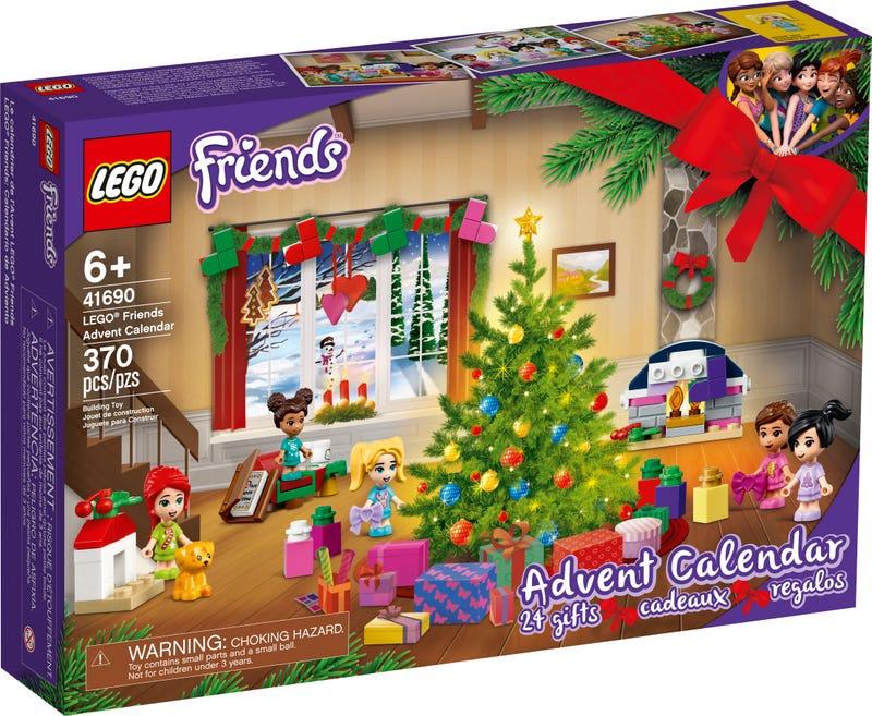 LEGO® 41690 Friends Adventskalender 2021