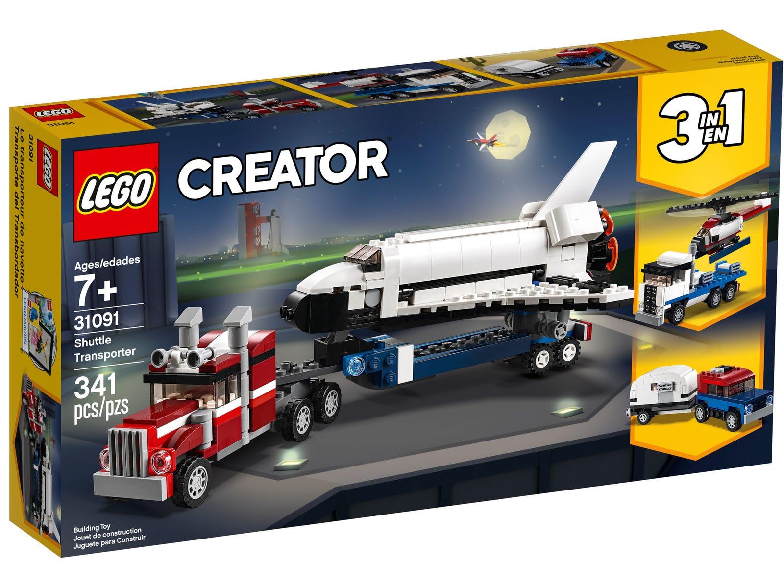 Лего транспортера фольксваген транспортер т4 заводится и сразу глохнет