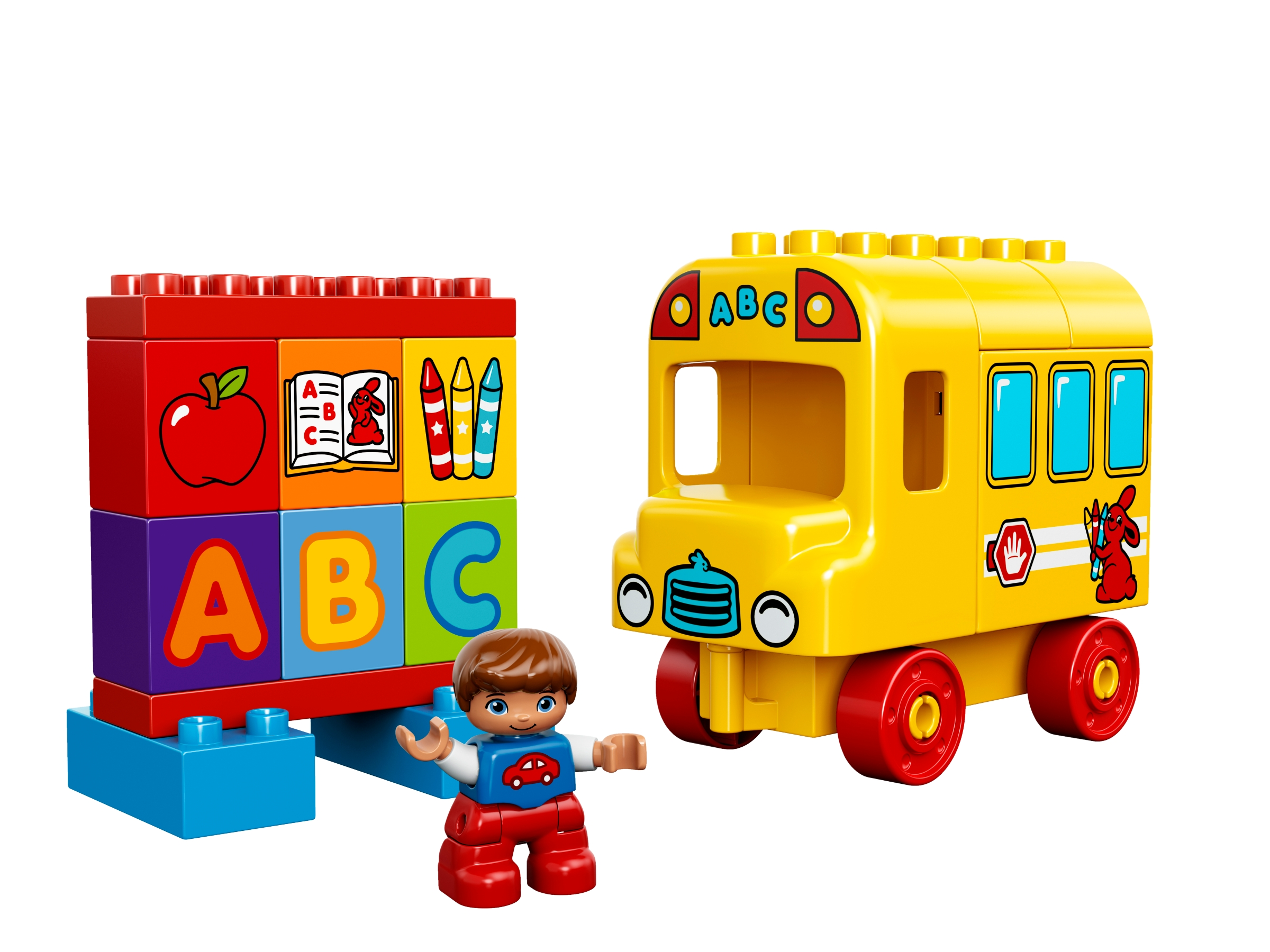 10603 Lego My First Bus Duplo My First Age