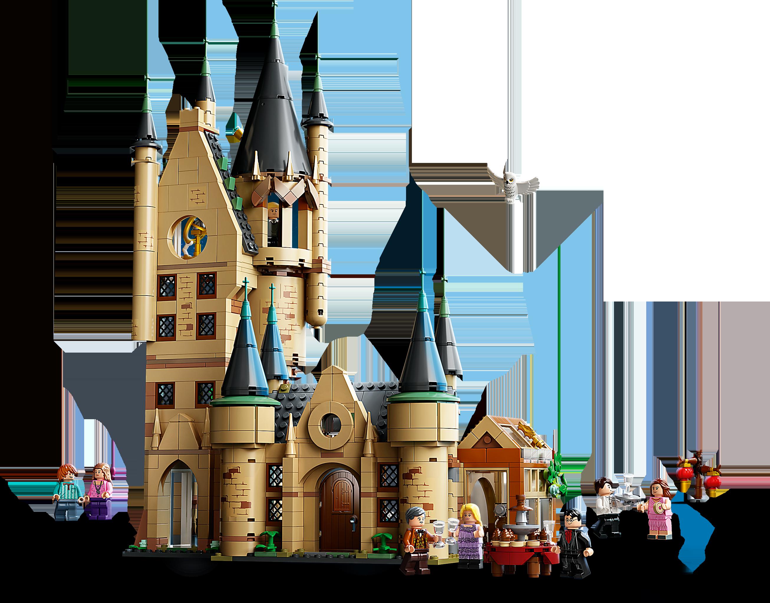 NEW LEGO Harry Potter Hogwarts Astronomy Tower 75969 Brand New