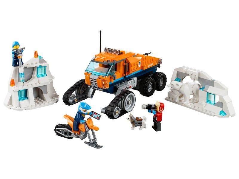 Arctic Scout Truck
