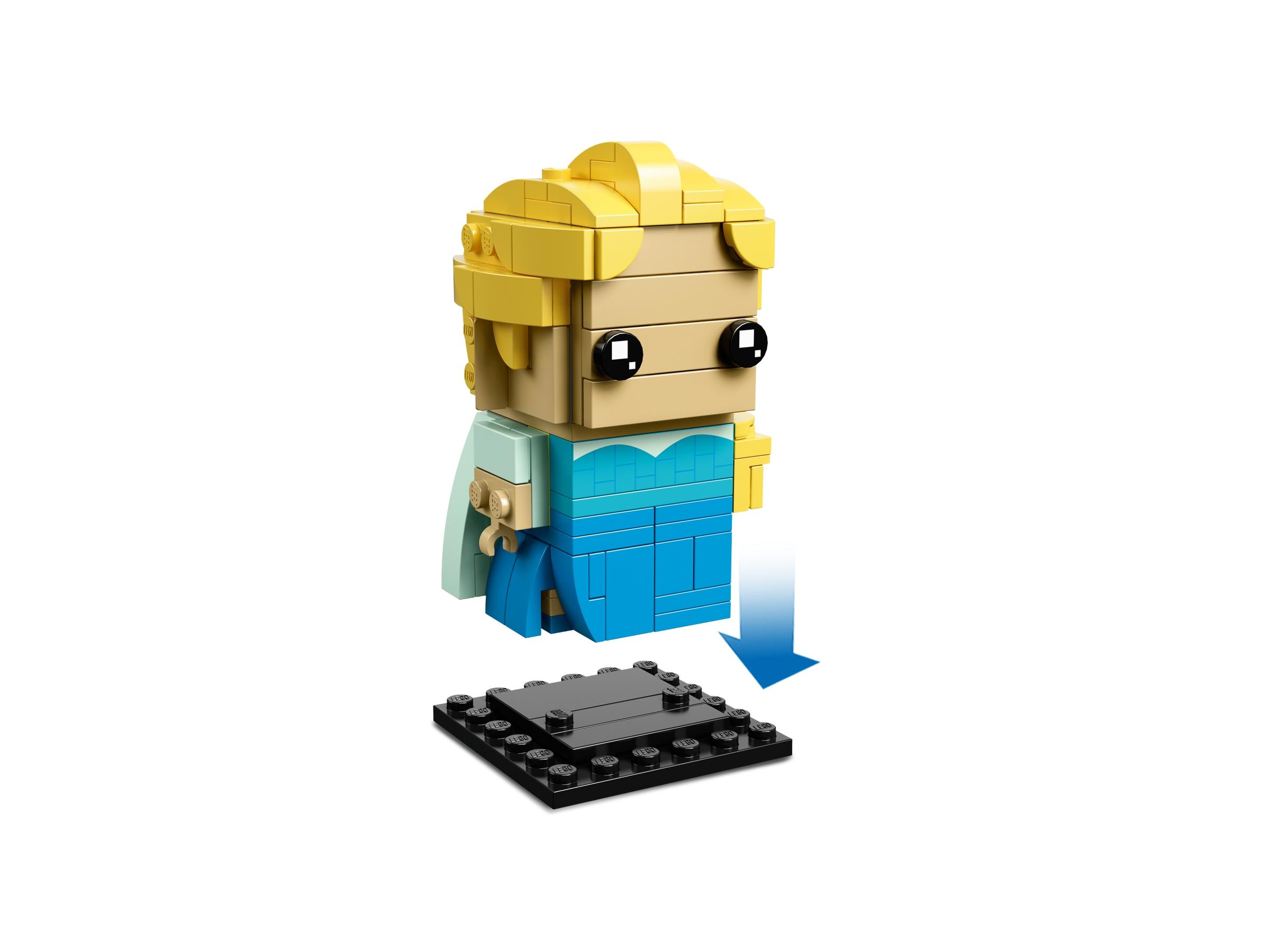 Lego Brickheadz 41617 Frozen Elsa New