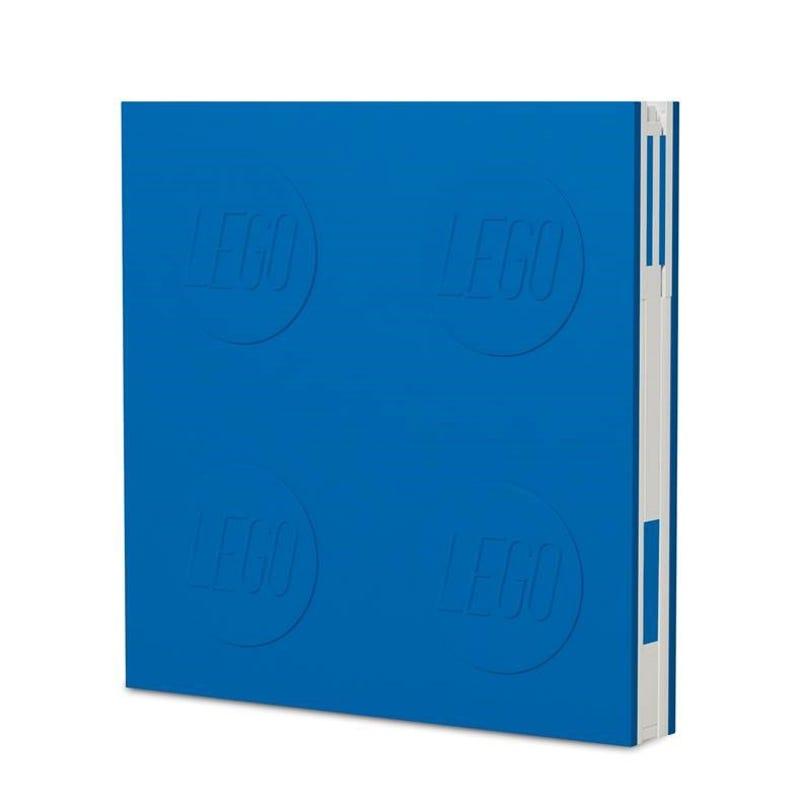 Locking Notebook with Gel Pen