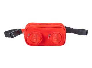 LEGO® Brick Red Hip Pack