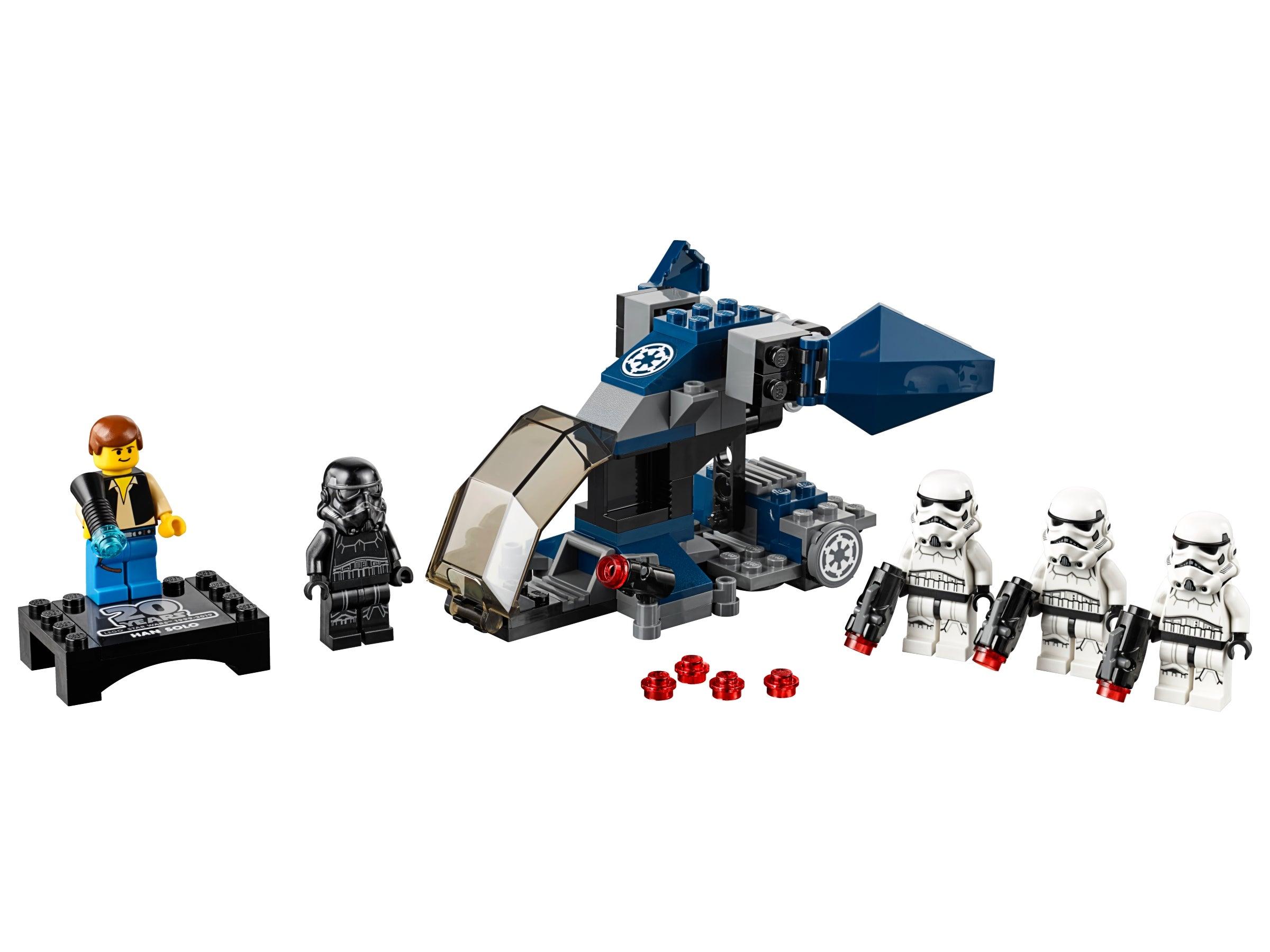75262 Imperial Dropship 20 Years LEGO Star Wars LEGO Star Wars Neu /& OVP