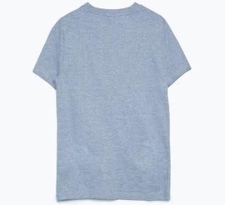 HYPE X LEGO® NINJAGO® Gray Squad Script Kids' T-Shirt