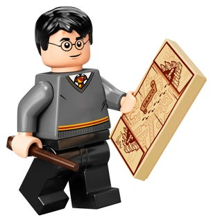 Hogwarts™ Students Acc. Set
