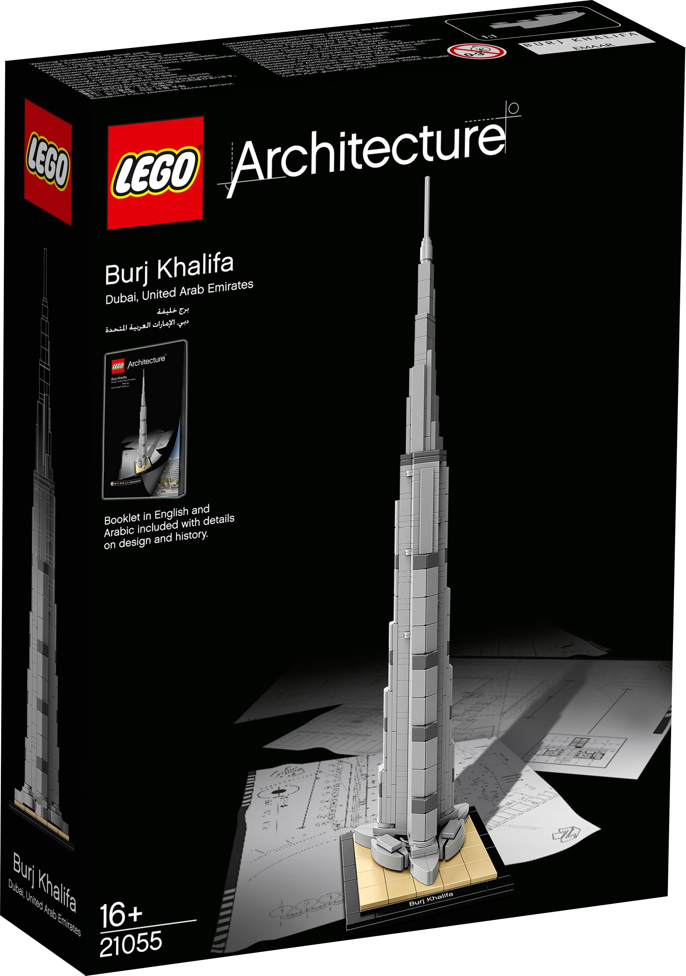 "21055 /""Burj Khalifa/"" LEGO® Architecture"