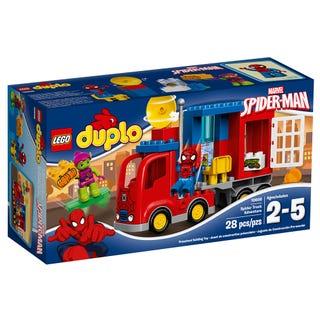 L'aventure de Spider-Man en camion araignée