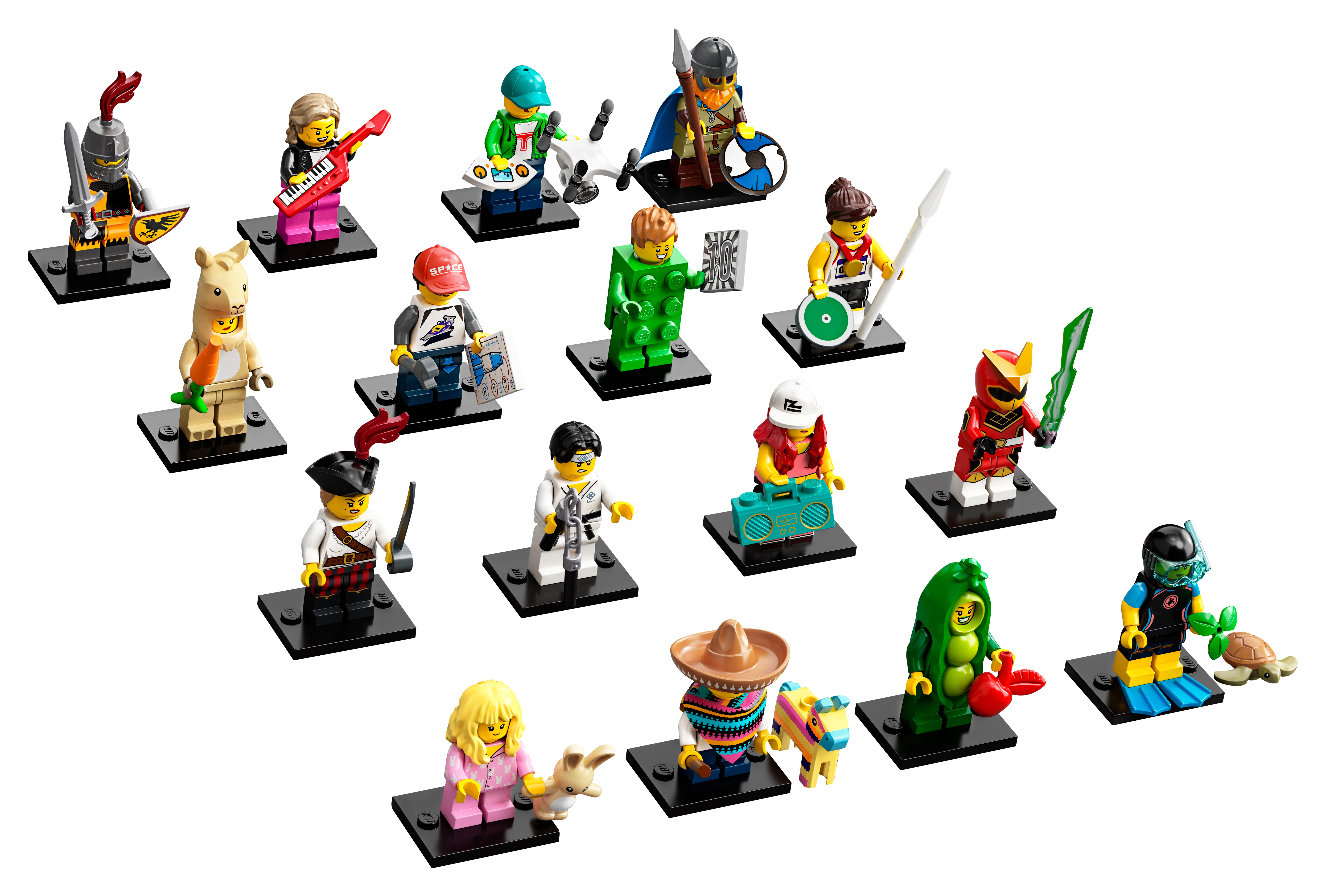 Series 20 71027 | UNKNOWN | Buy online at the Official LEGO® Shop SE