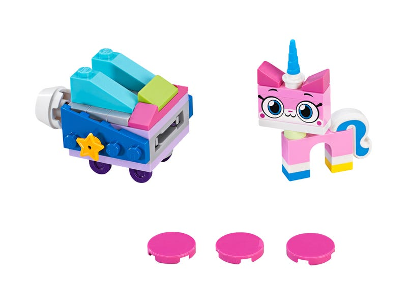 Unikitty™ Roller Coaster Wagon