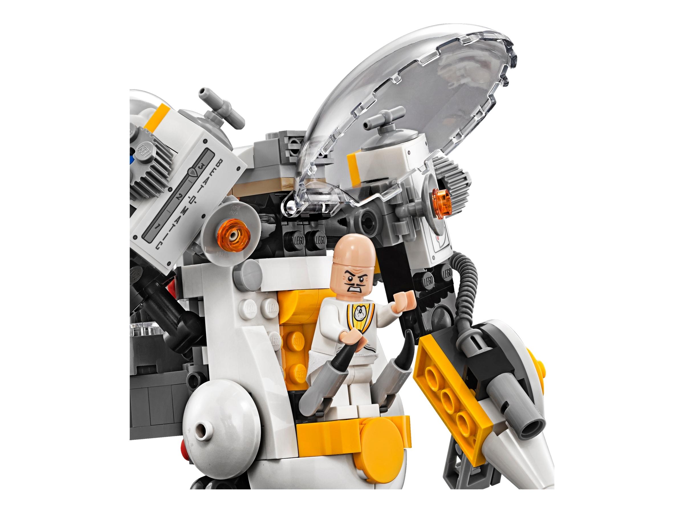 Lego BATMAN MOVIE DC Egghead Mech Food Fight 70920 Sealed Gift Toy