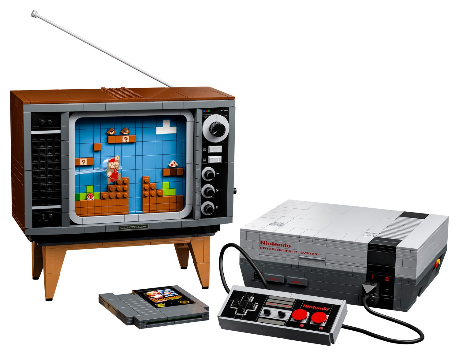 Nintendo Entertainment System 71374 Lego Super Mario Buy Online At The Official Lego Shop Us