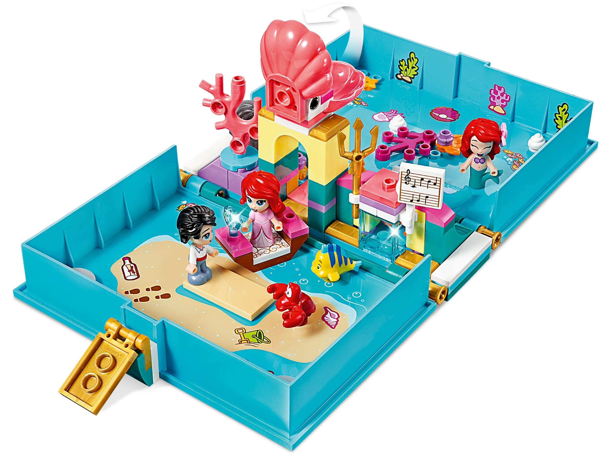 Figur Minifigur Eric Arielle Ariel 43176 LEGO Disney Princess Prinz Erik