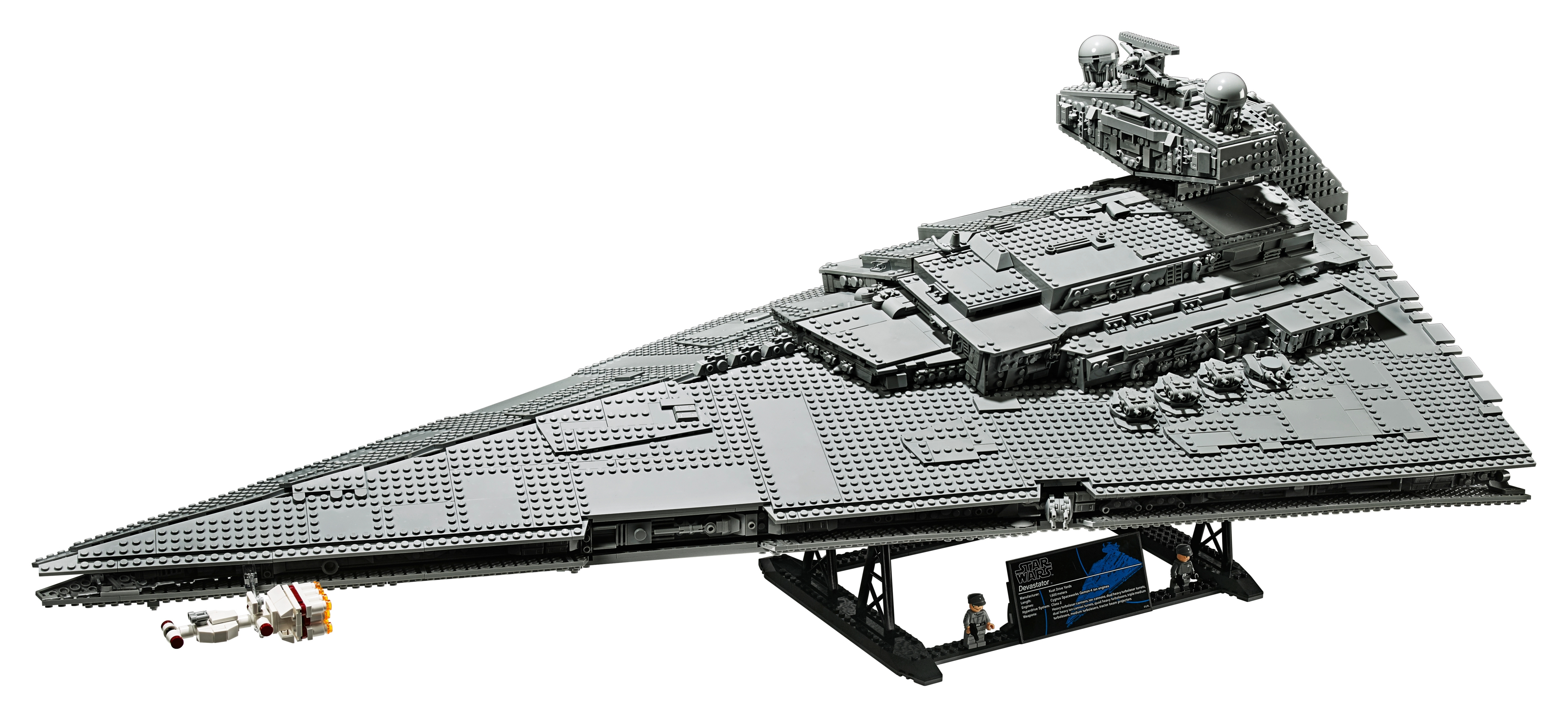 Imperial Star Destroyer™ 75252   Star Wars™   Buy online at the Official LEGO® Shop US
