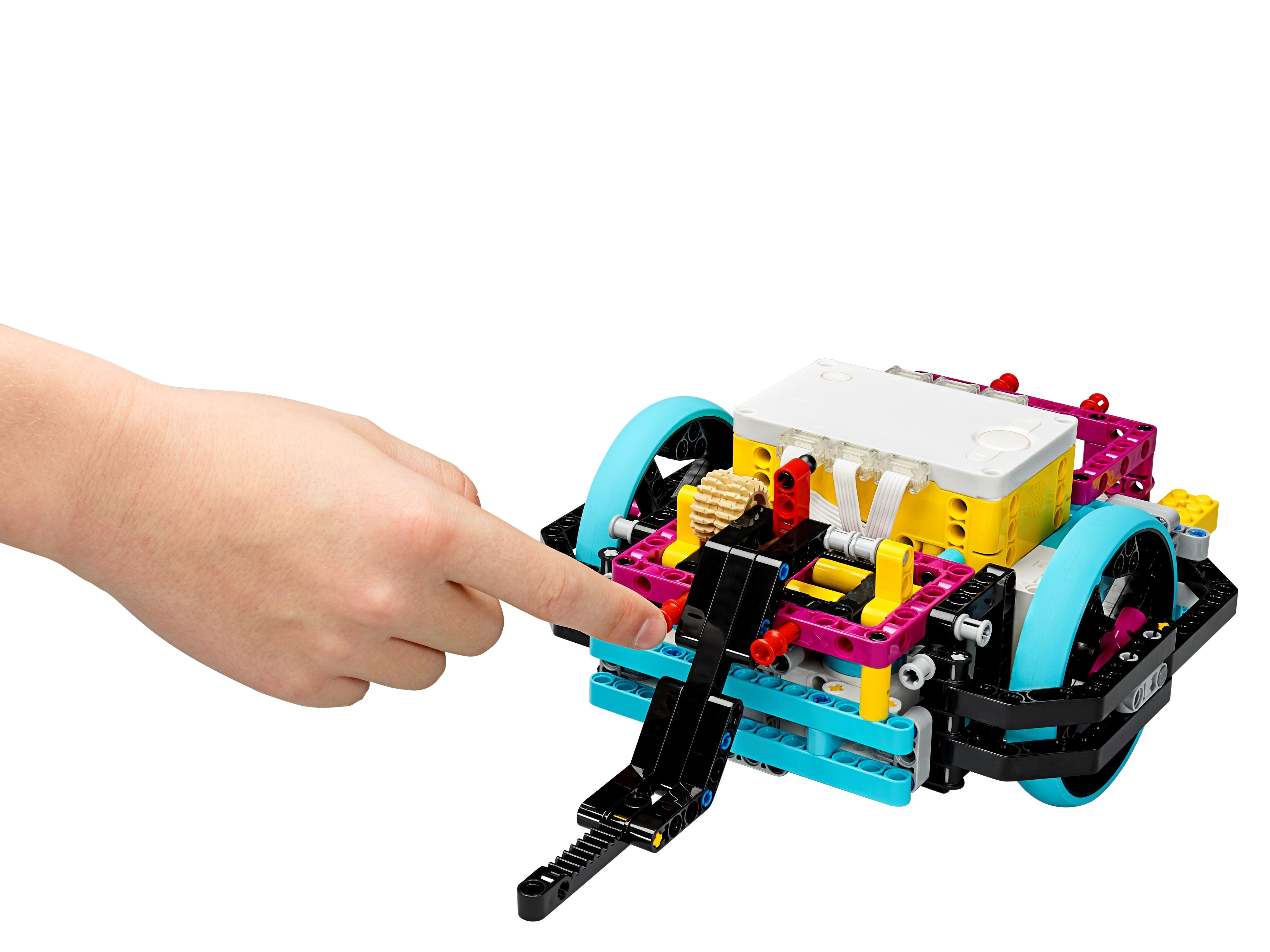 LEGO Technic 45602 Large Angular Motor Robot, 45678 New - Spike Prime