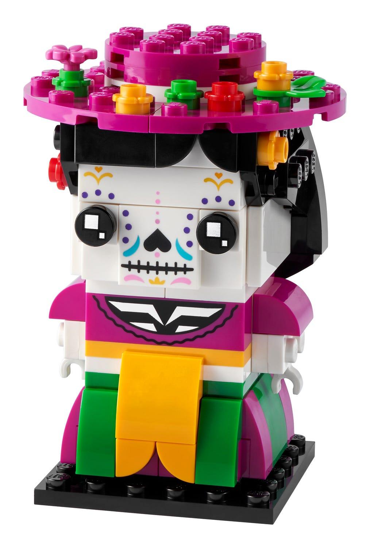 La Catrina 40492   BrickHeadz   Boutique LEGO® of...