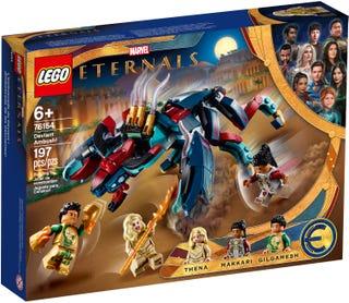 LEGO® Marvel Deviant Ambush!