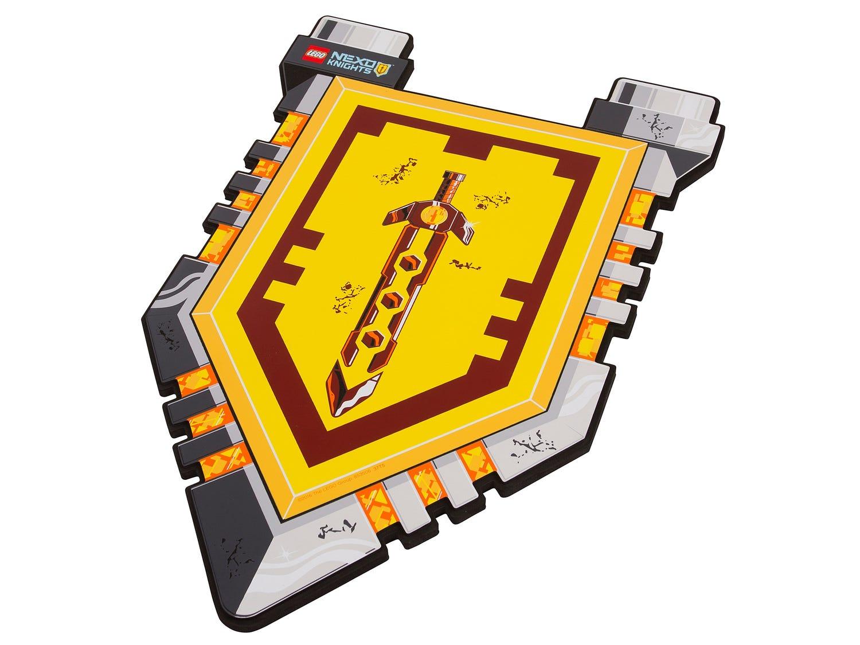 Le bouclier des chevaliers LEGO® NEXO KNIGHTS™