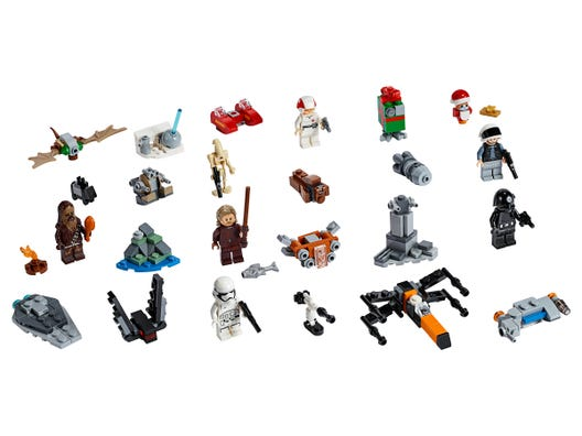 LEGO® Star Wars™ Advent Calendar 75245 | Star Wars™ | Buy online