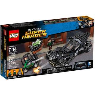 Kryptonite Interception