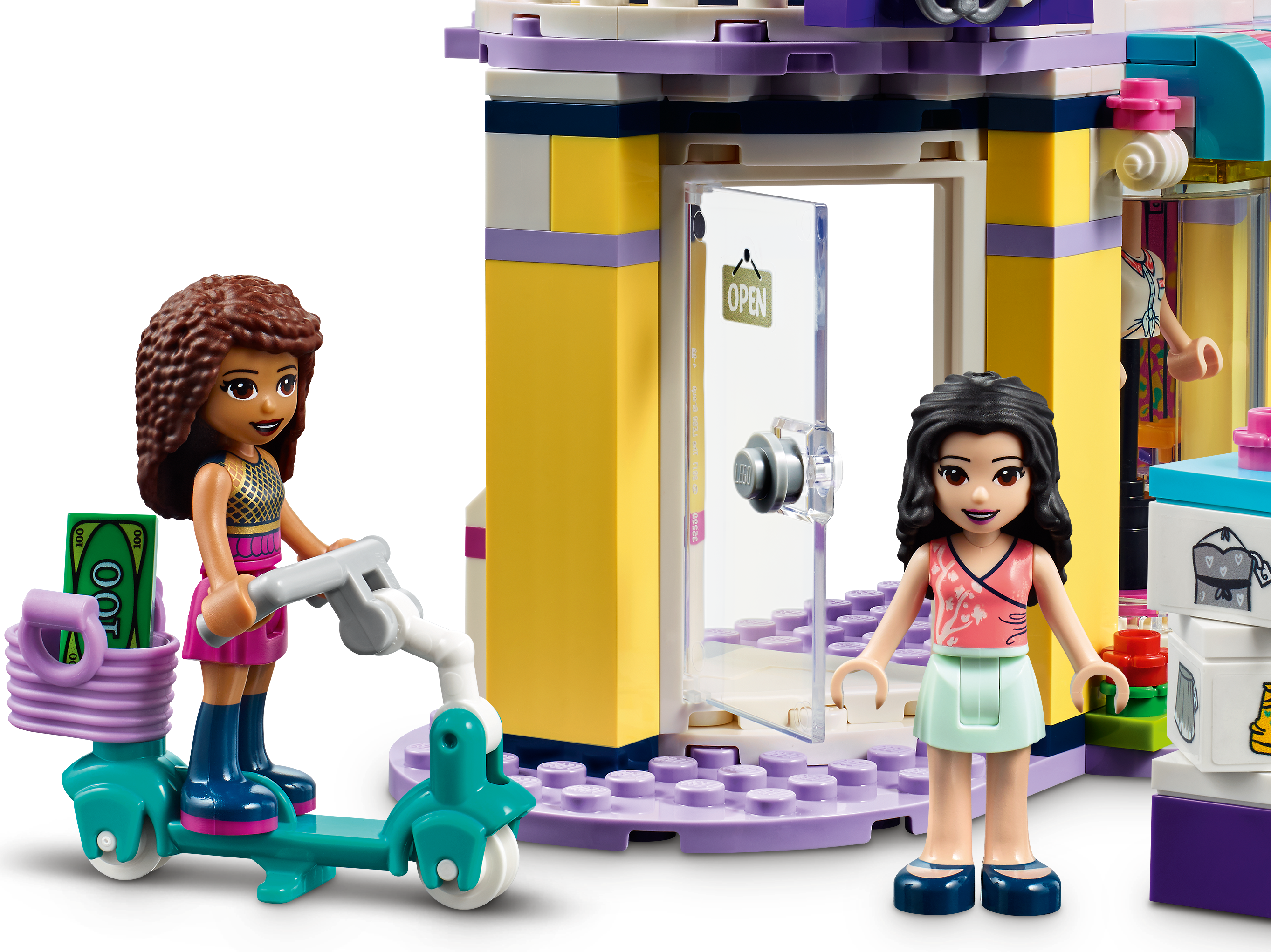 Emma S Fashion Shop 41427 Friends Buy Online At The Official Lego Shop Us