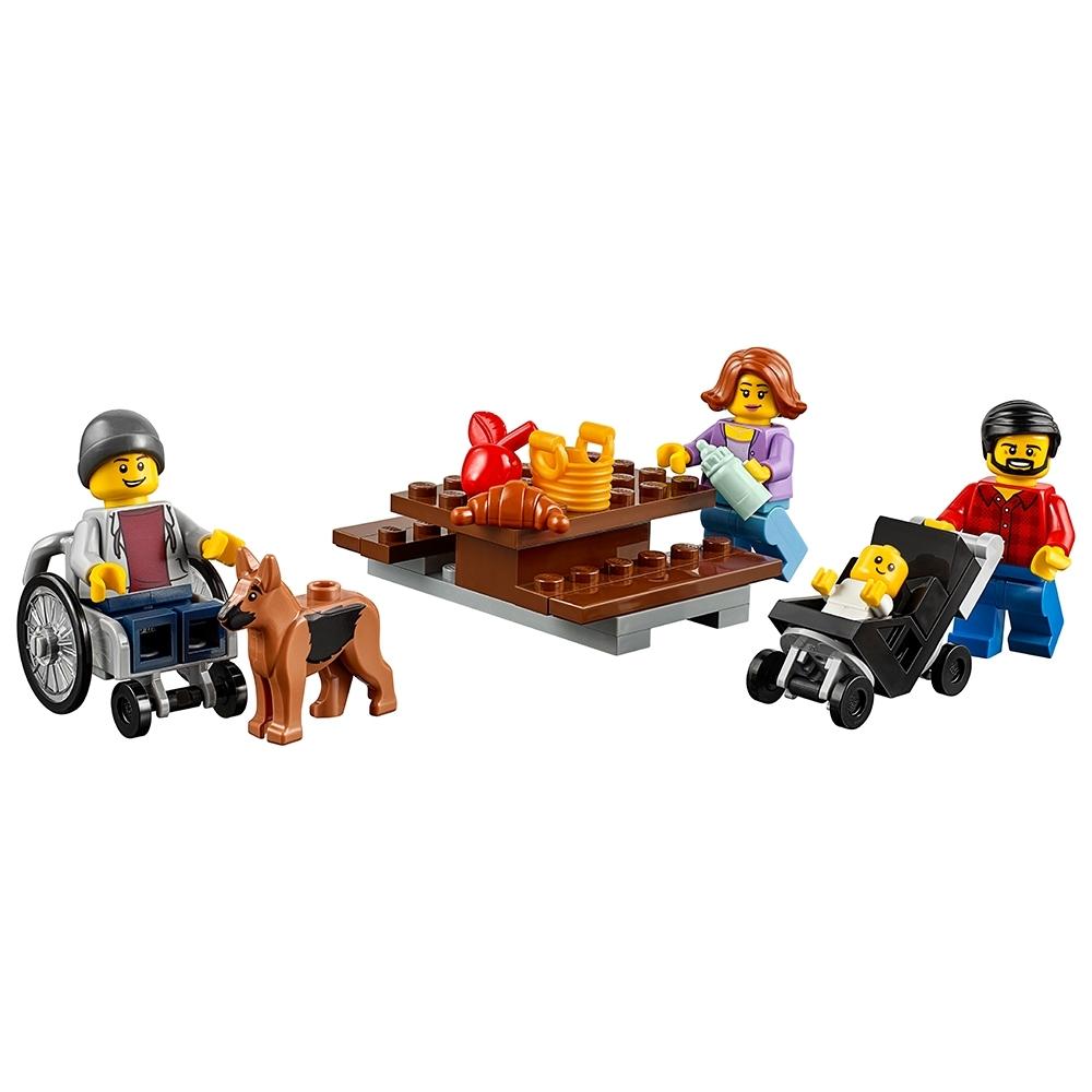 Lego city cty0911 polybag figurine-la joggeuse//the woman-new nine