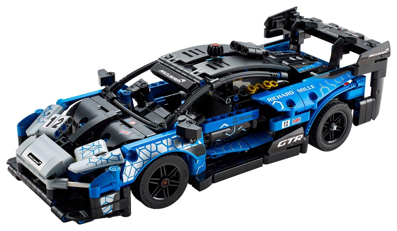 Mclaren Senna Gtr 42123 Technic Buy Online At The Official Lego Shop Us