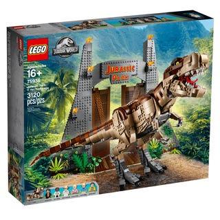 侏罗纪公园:暴走霸王龙