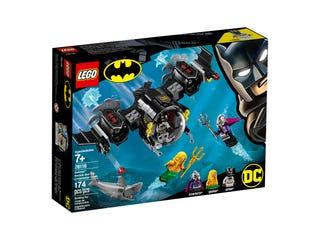 バットマン™ バットサブと水中バトル
