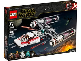 Resistance Y-Wing Starfighter™