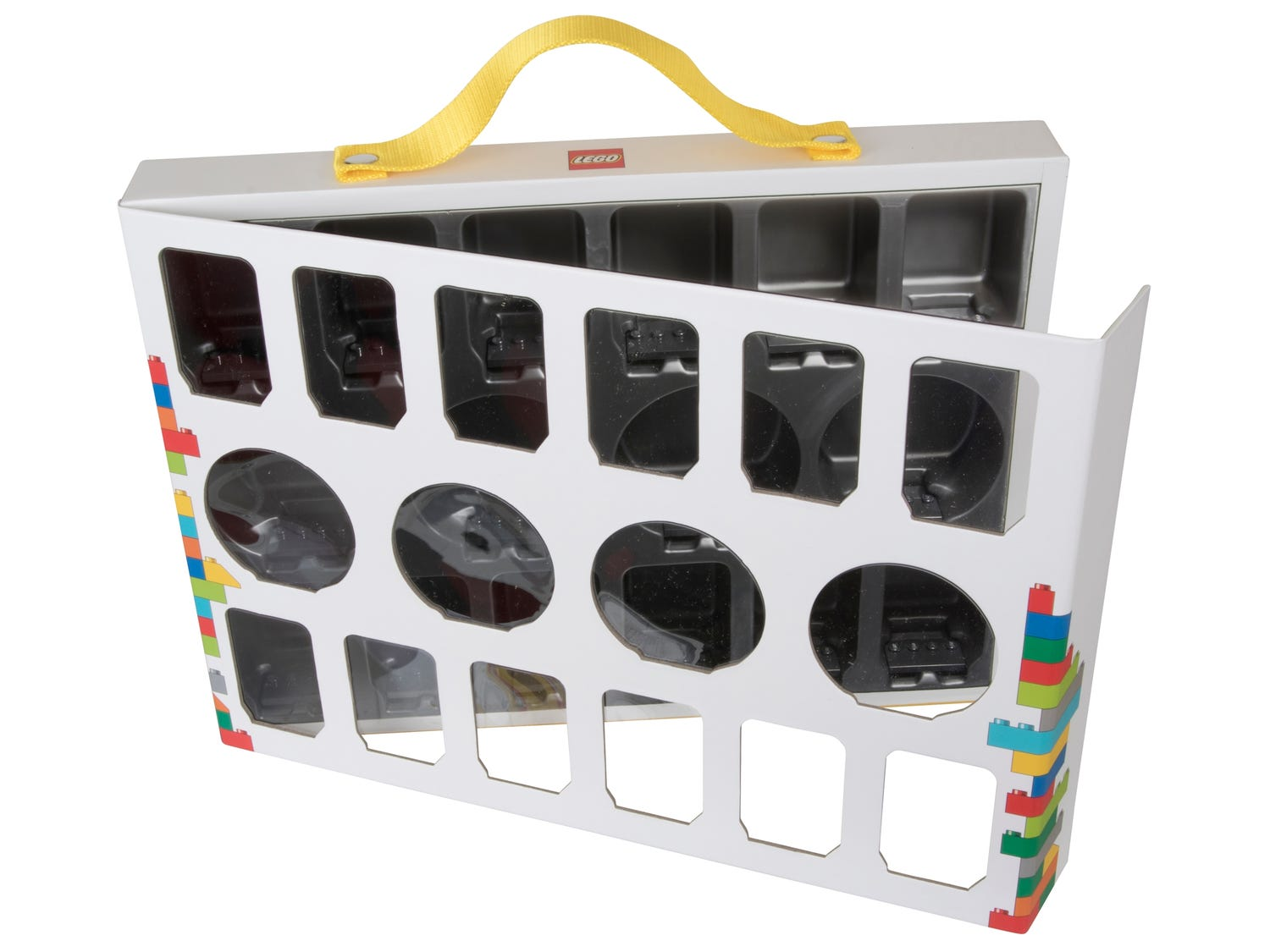 LEGO® Iconic Minifigure Carry Case