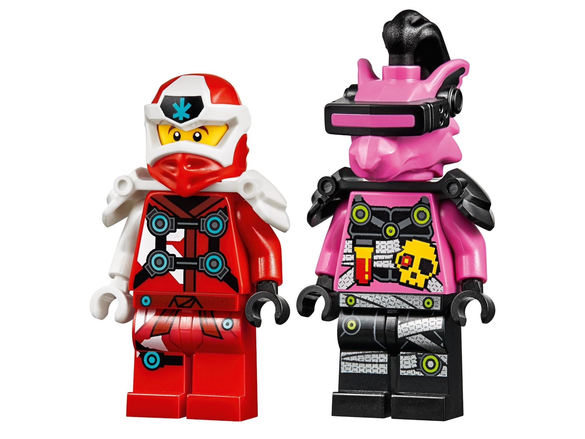 LEGO NINJAGO 71707 Kais Mech Jet Neu und OVP