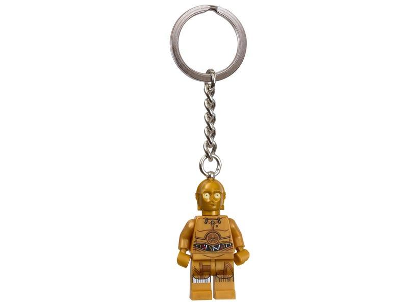 LEGO® Star Wars™ C-3PO™ Keyring