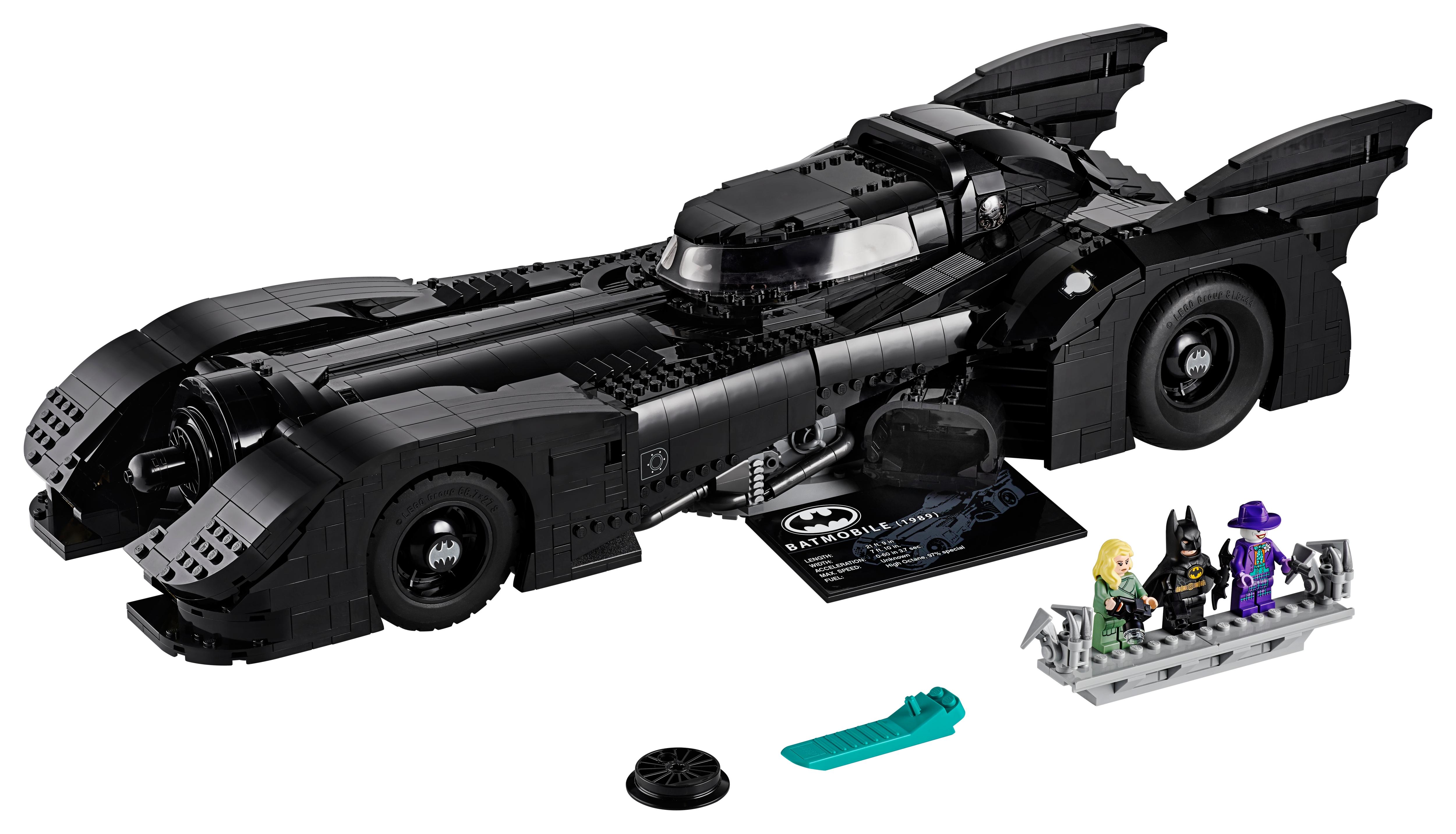 1989 Batmobile™ 76139   Batman™   Boutique LEGO® officielle FR