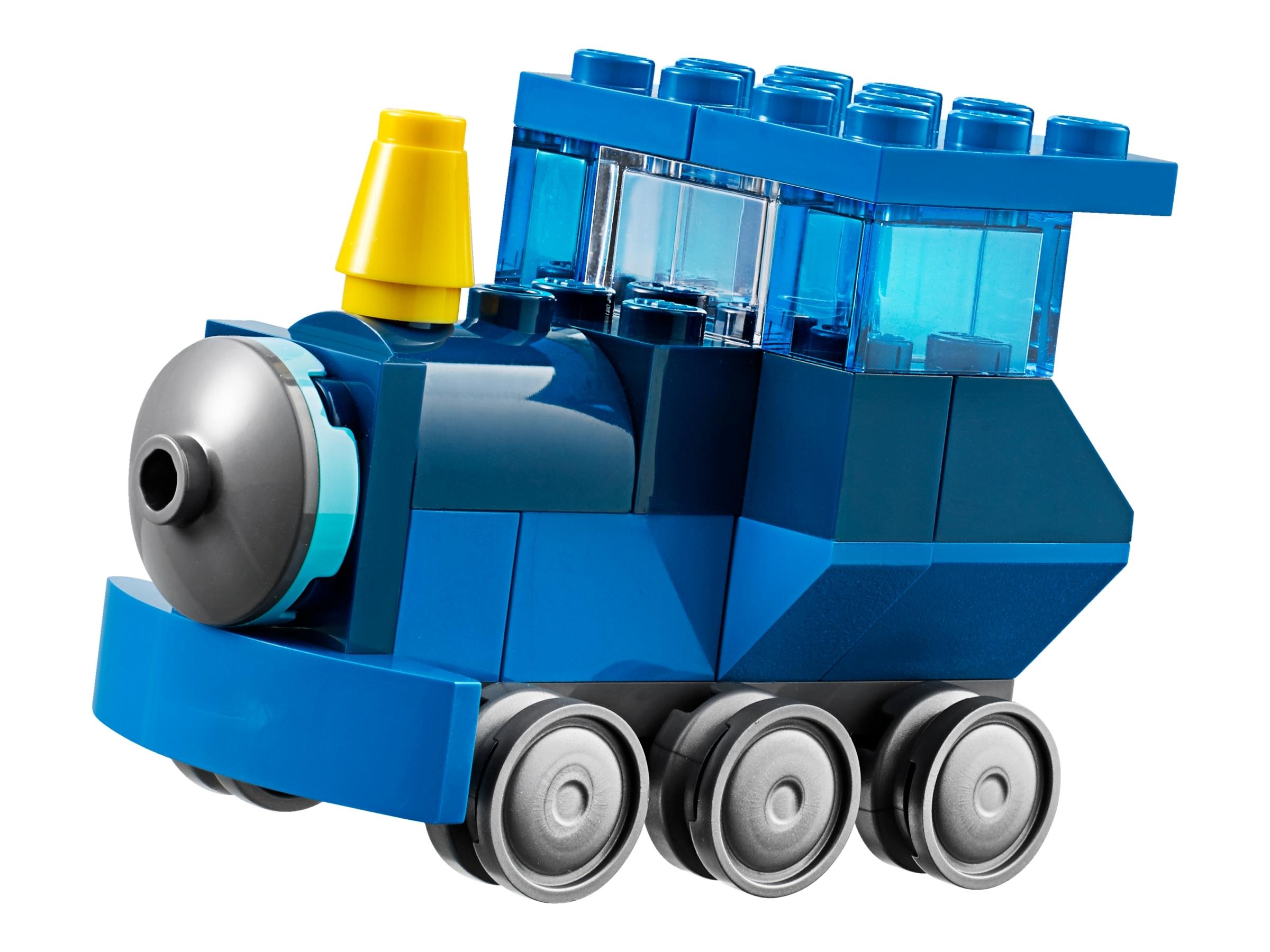NIB LEGO Classic Blue Creativity Box 10706 Building Kit Sealed
