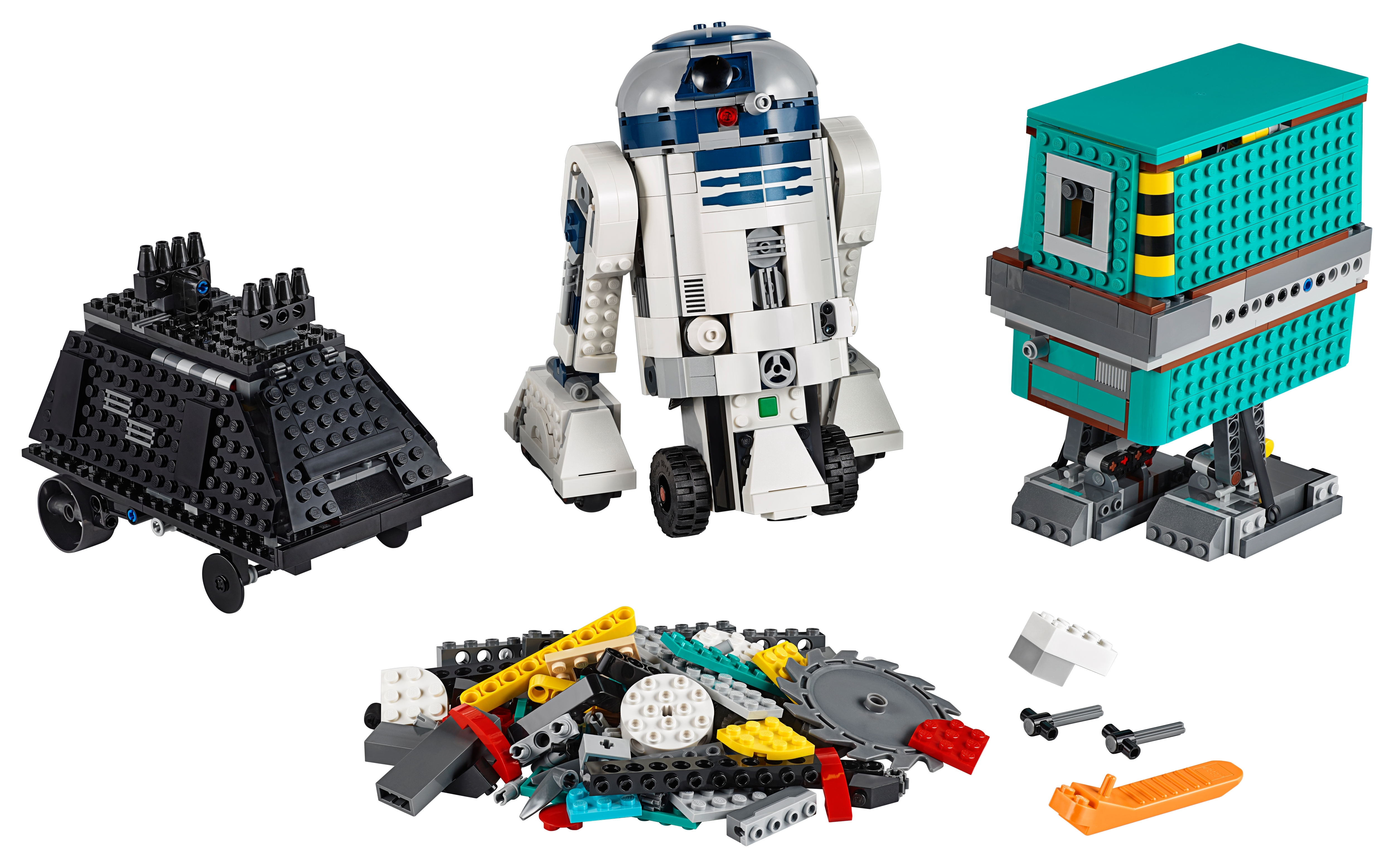 ALL NEW Genuine Lego Buildable Lot H LEGO STAR WARS Droid Minifigures U PICK