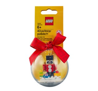 LEGO® Toy Soldier Ornament