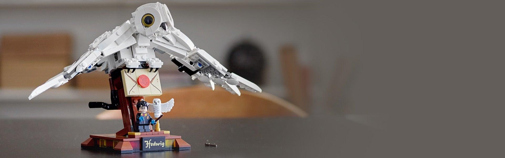 LEGO 75979 EDVIGE HARRY POTTER