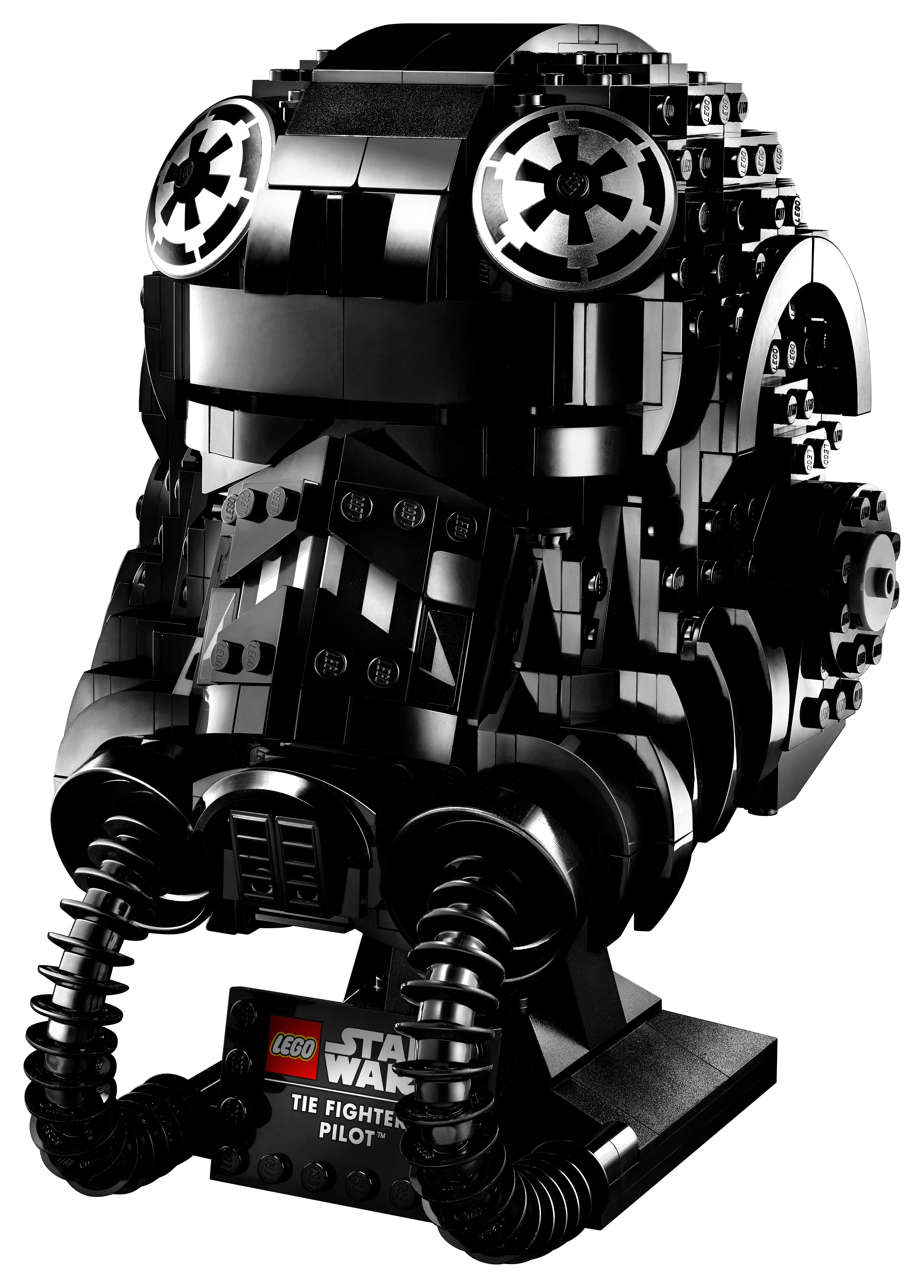 Lego Tie Fighter Pilot Star Wars Helm 75274 Neu und OVP 724 Teile