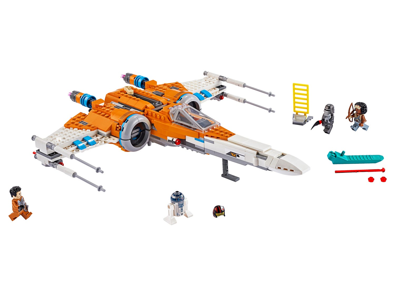 Poe Dameron S X Wing Fighter 75273 Star Wars Buy Online At The Official Lego Shop Lv