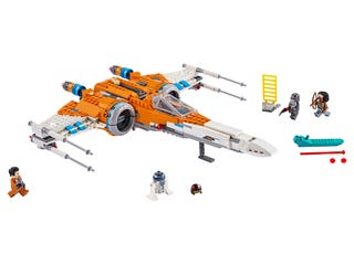 """Poe Dameron's X-wing Fighter"""""""