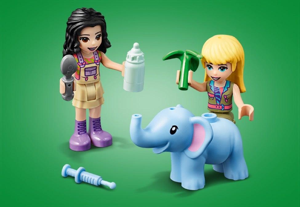 New Toy LEGO® Friends Baby Elephant Jungle Rescue 41421 Brick