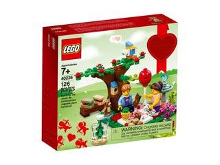 LEGO® Romantic Valentine Picnic