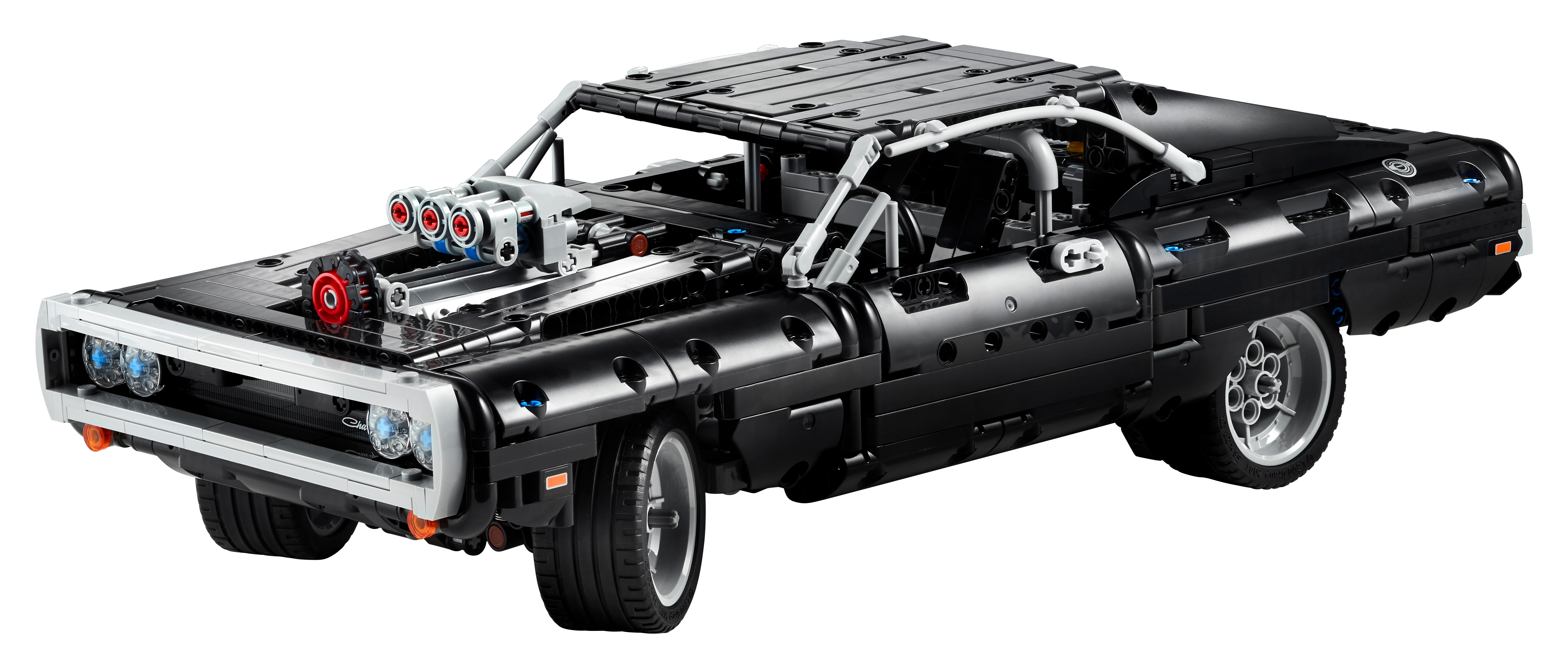 Dom S Dodge Charger 42111 Technic Buy Online At The Official Lego Shop Us