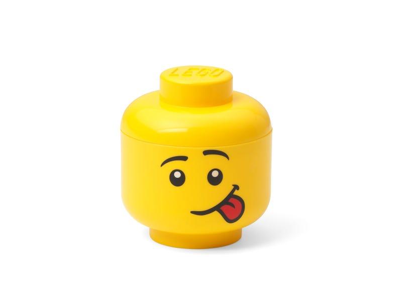 LEGO® Förvaringshuvud i ministorlek – Knasig