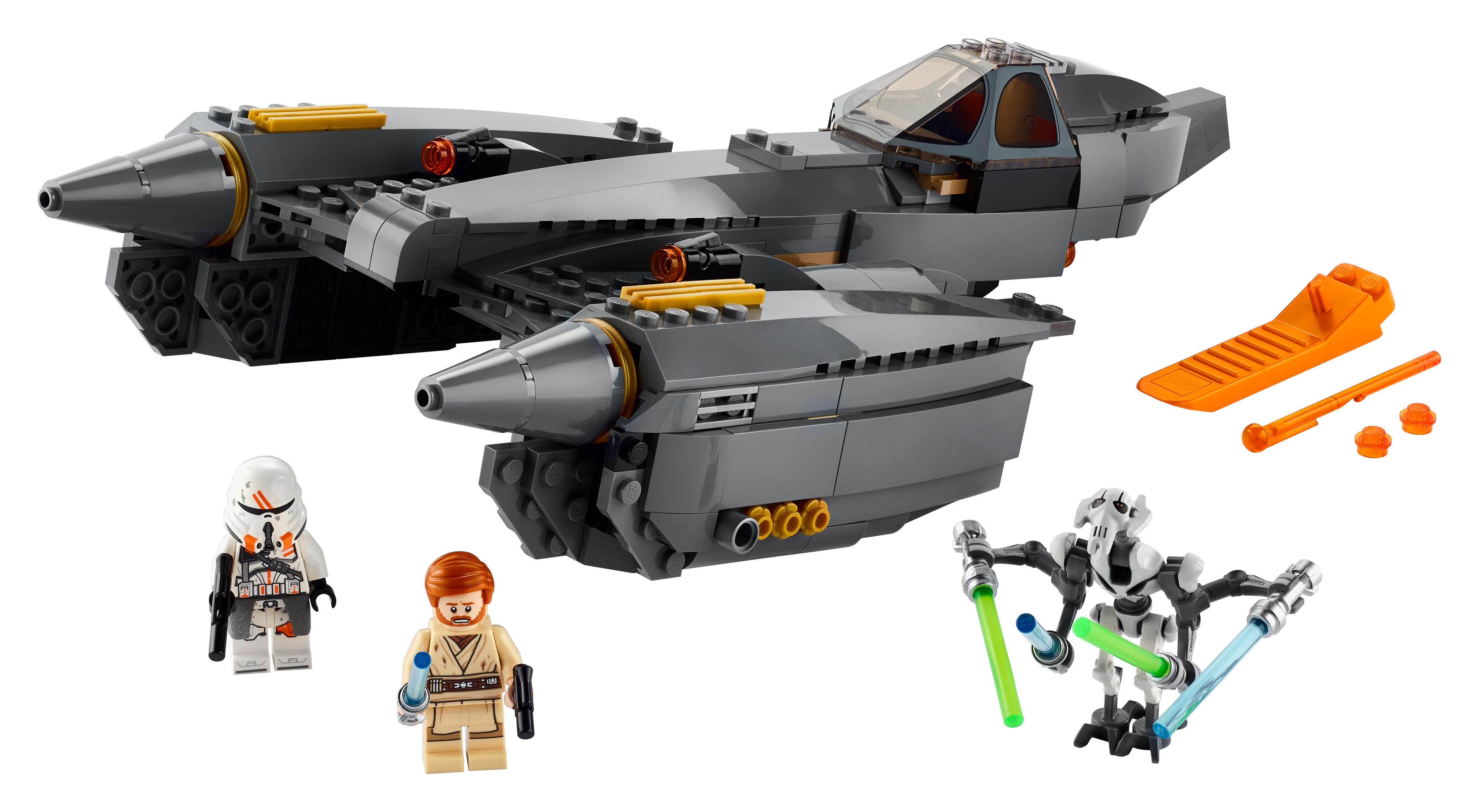 General Grievous Star Wars Clone Wars Minifigure US SELLER New