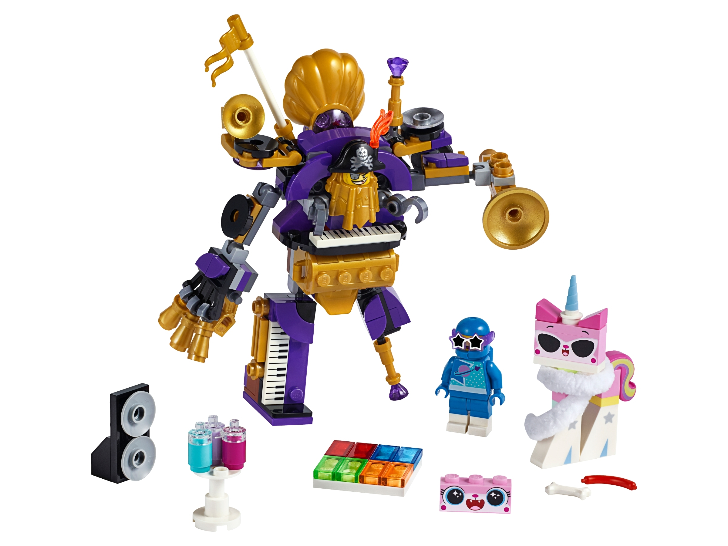 Systar Party Crew 70848 The Lego Movie 2 Buy Online At The Official Lego Shop Us